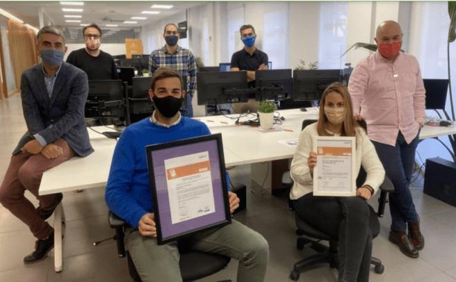 SDi obtiene la certificación del Esquema Nacional de Seguridad