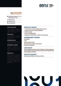 thumbnail of Red Advisor FichasAsociados_AERTIC-73