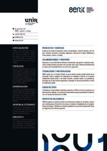 thumbnail of UNIR FichasAsociados_AERTIC-95